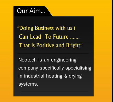IBR & Non IBR Boilers, Steam Boilers, Thermic Fluid Heaters, Hot Air Generators, Hot Water Generators, Gas Burner, Oil Burners, Radiators, Water Softeners, Fuel Oil Filters